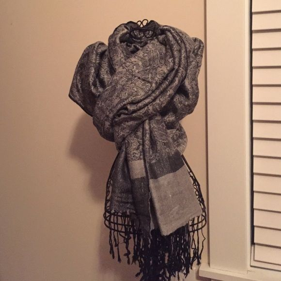 Pashmina scarf A goes with everything kind of scarf! Accessories Scarves & Wraps
