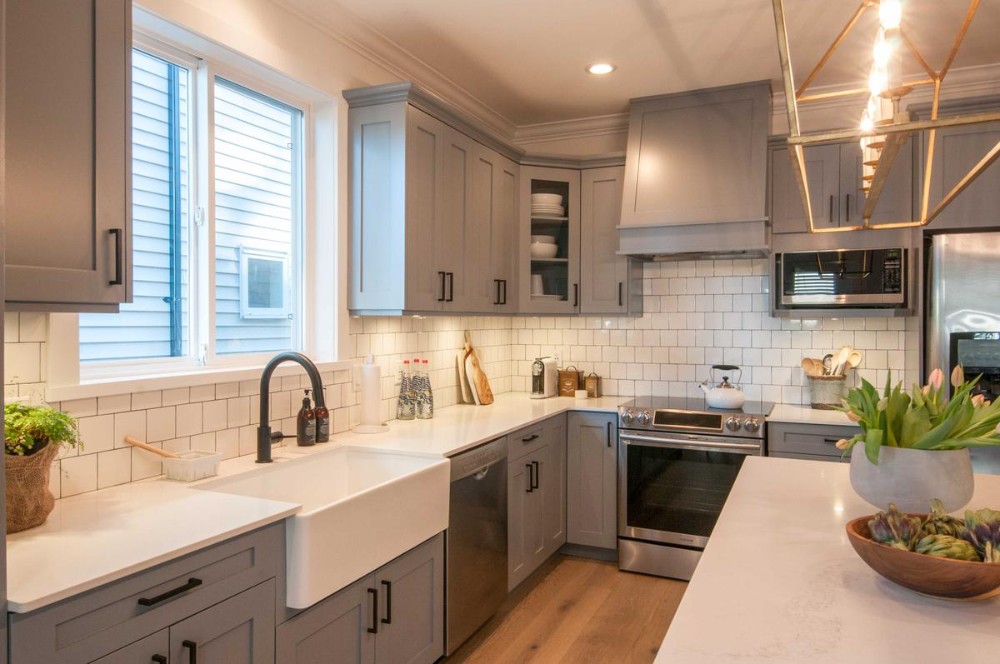 Are Grey Kitchen Cabinets Better Than White?