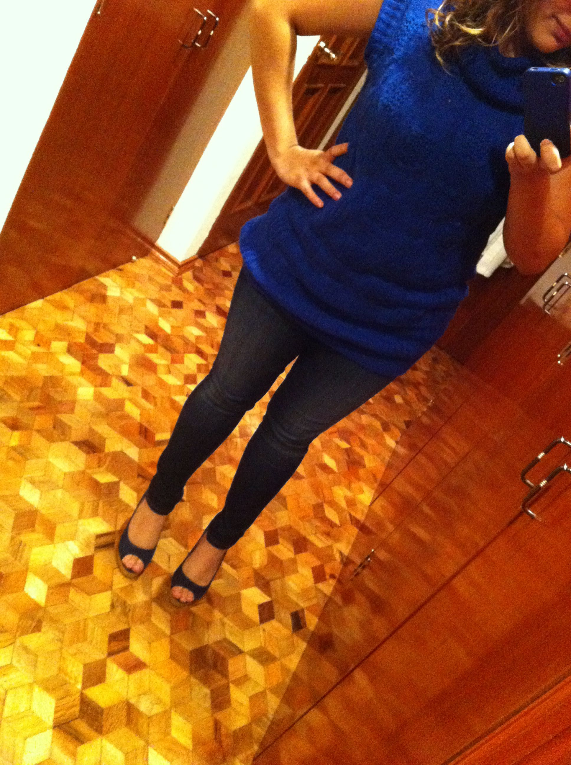 Outfit for today. :)
