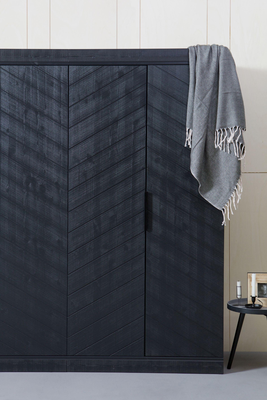 Connect Kast Visgraat Herringbone New Collection Woood