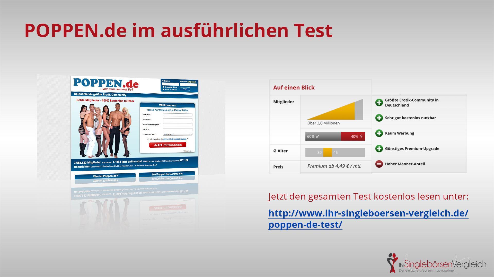 Partnersuche testberichte