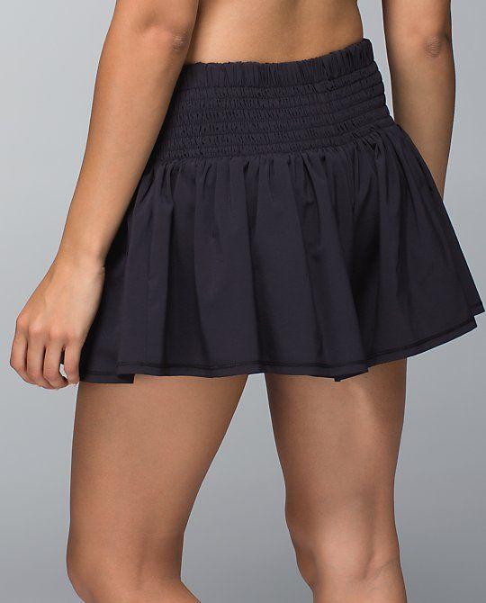 83ea4e19bb Hot Hitter Skort | My Secret Closet | Dress skirt, Skirts, Lululemon