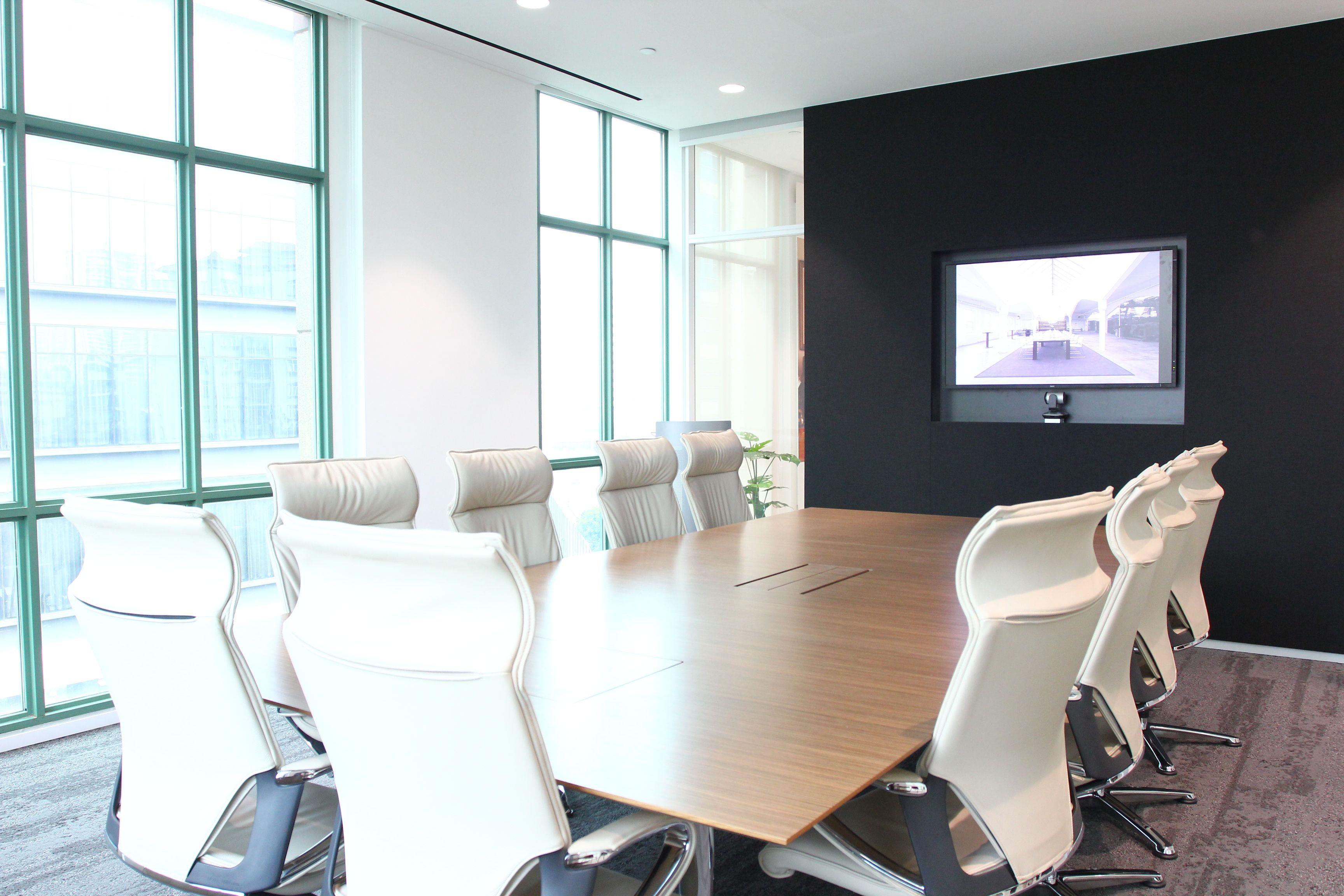 wilkhahn showroom singapore modus executive design klaus franck