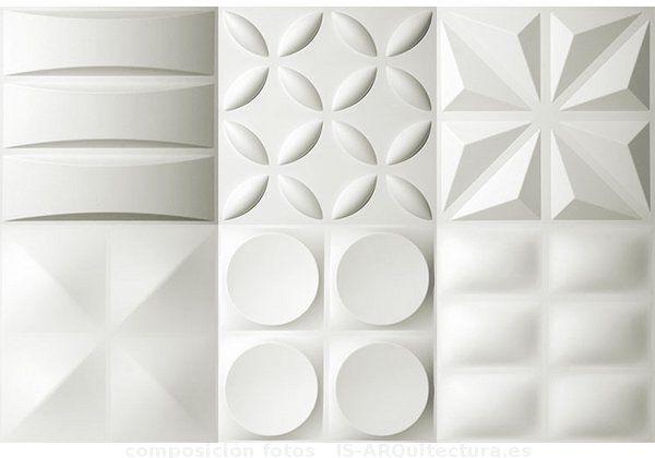 Paneles decorativos bambu asi paneles muros pinterest - Paneles decorativos para exterior ...