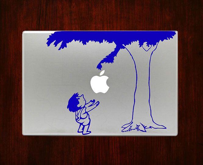 DecalOnTop.com - Unique Humor Tree Macbook Decal Stickers, $9.99 (https://www.decalontop.com/unique-humor-tree-macbook-decal-stickers/)