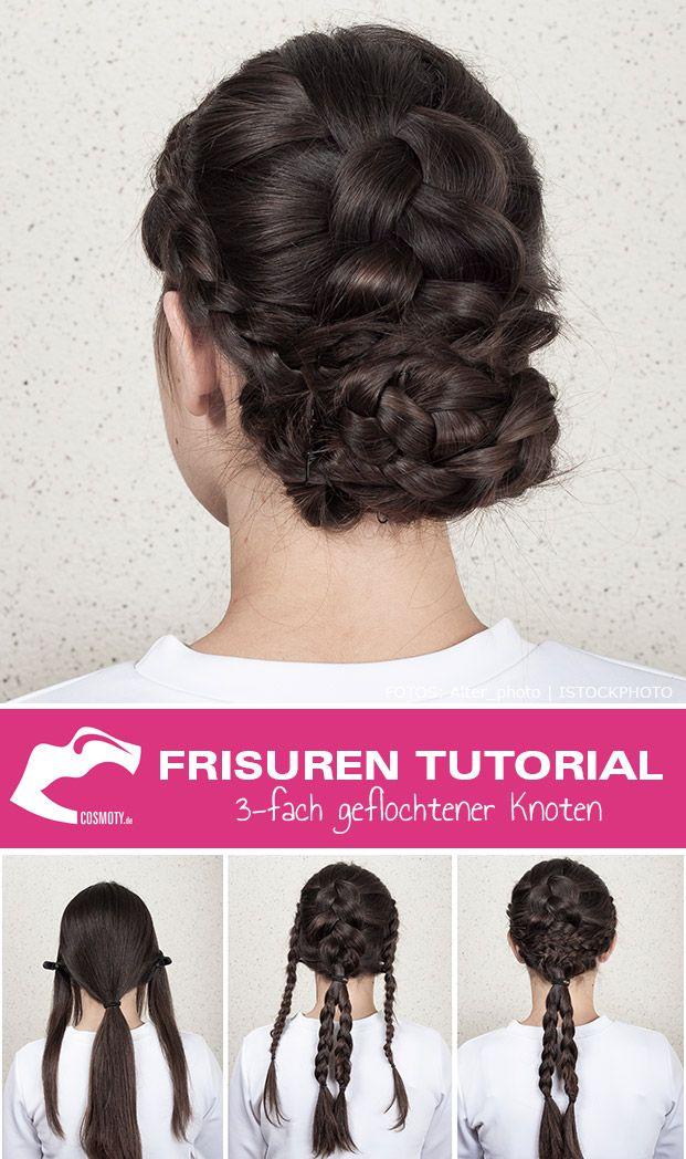 Haare stylen wie pink