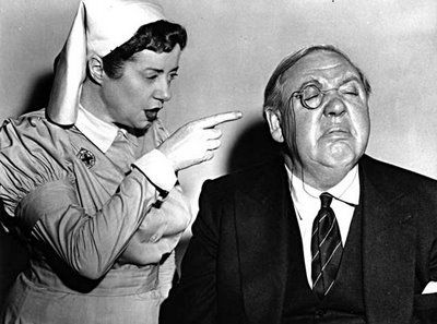 Witness for the Prosecution / Elsa Lanchester and Charles Laughton / love them together in any movie