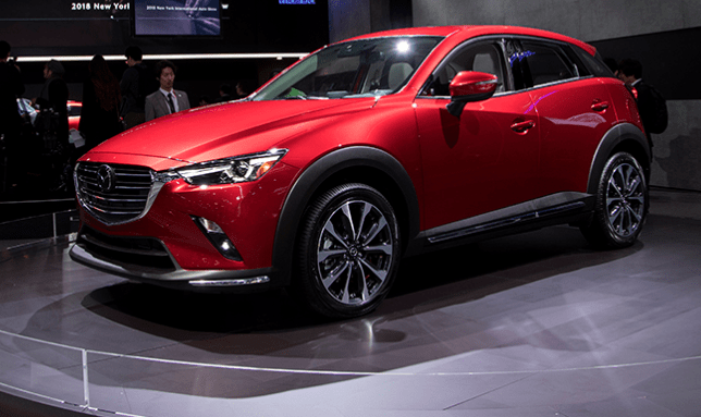 Mazda Cx 3 Suv 2020 Specs Engine And Changes