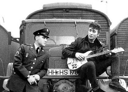 Elvis & John
