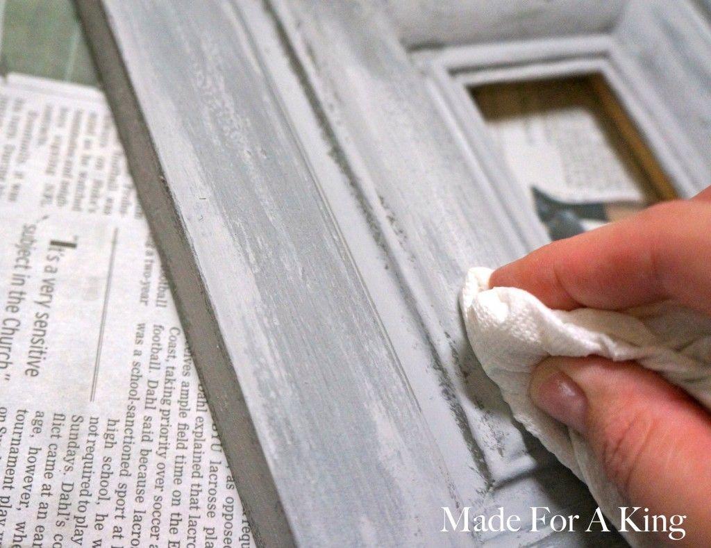 Distressing chalk paint crown molding picture frames and ceiling crown molding picture frames and ceiling medallions jeuxipadfo Images
