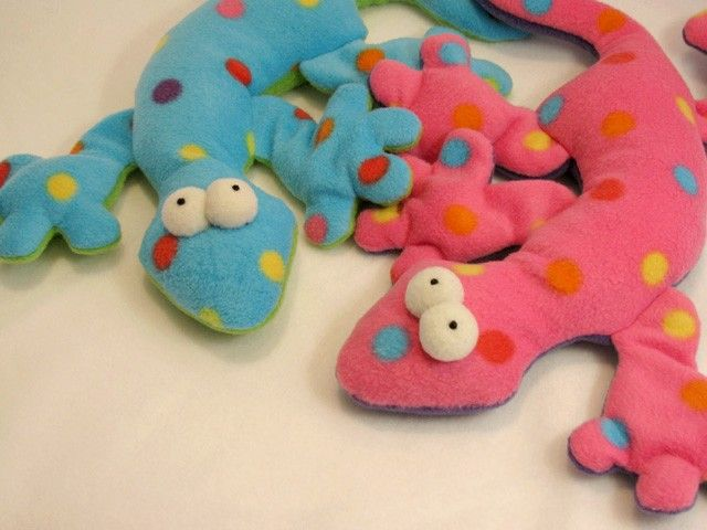 Gertie the Gecko HEAT PACK Sewing Pattern INSTANT DOWNLOAD | Sewing ...