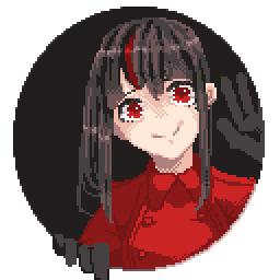 Dotpict Com Imagens Arte Em Pixels Personagens De Anime