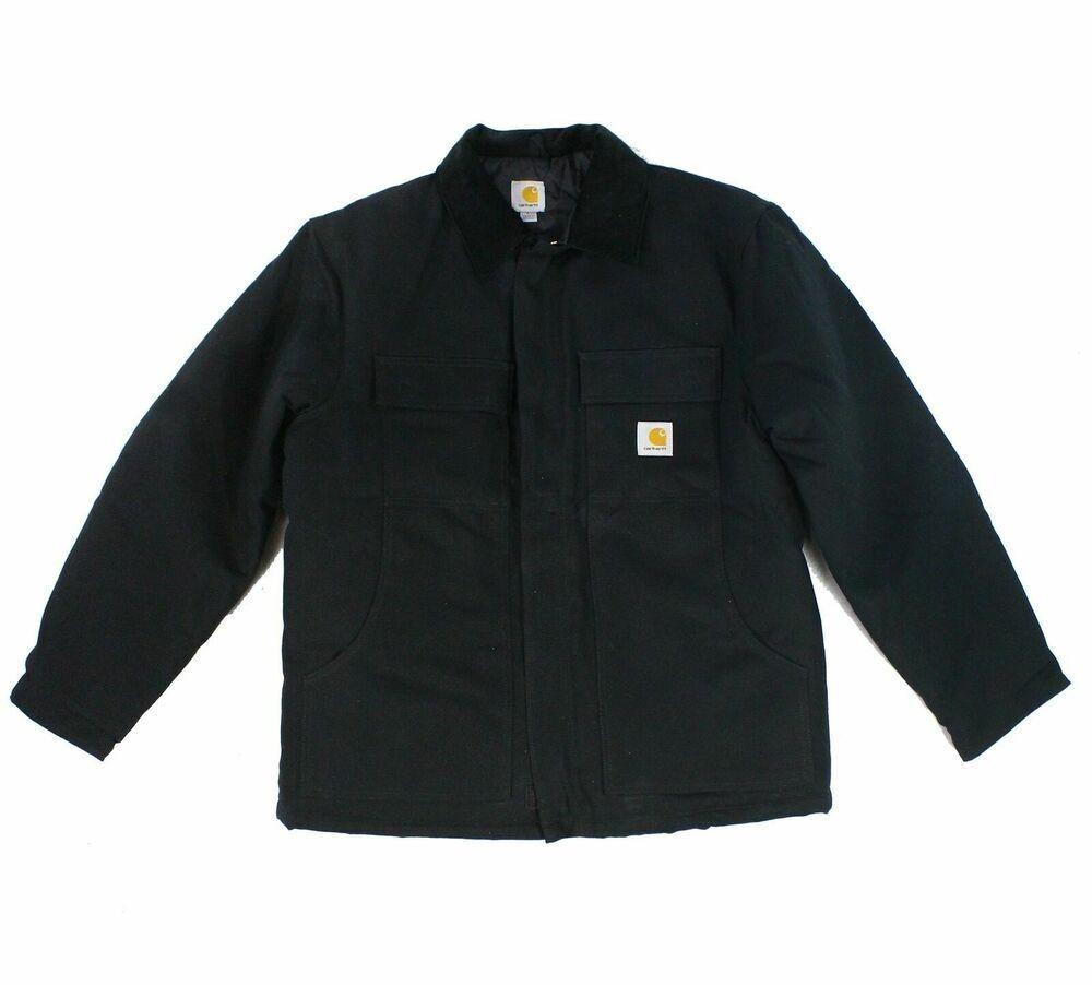 Carhartt Duck Brush Jacket Style #j255