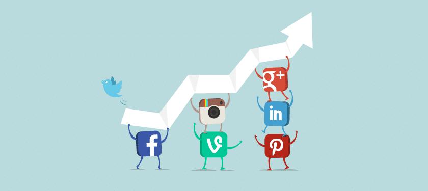 10 Tren Media Sosial Baru 2018 Media Sosial Tren