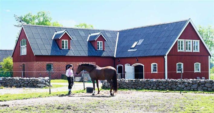 L shaped barn garage inspiration outdoors pinterest for Barn shaped garage