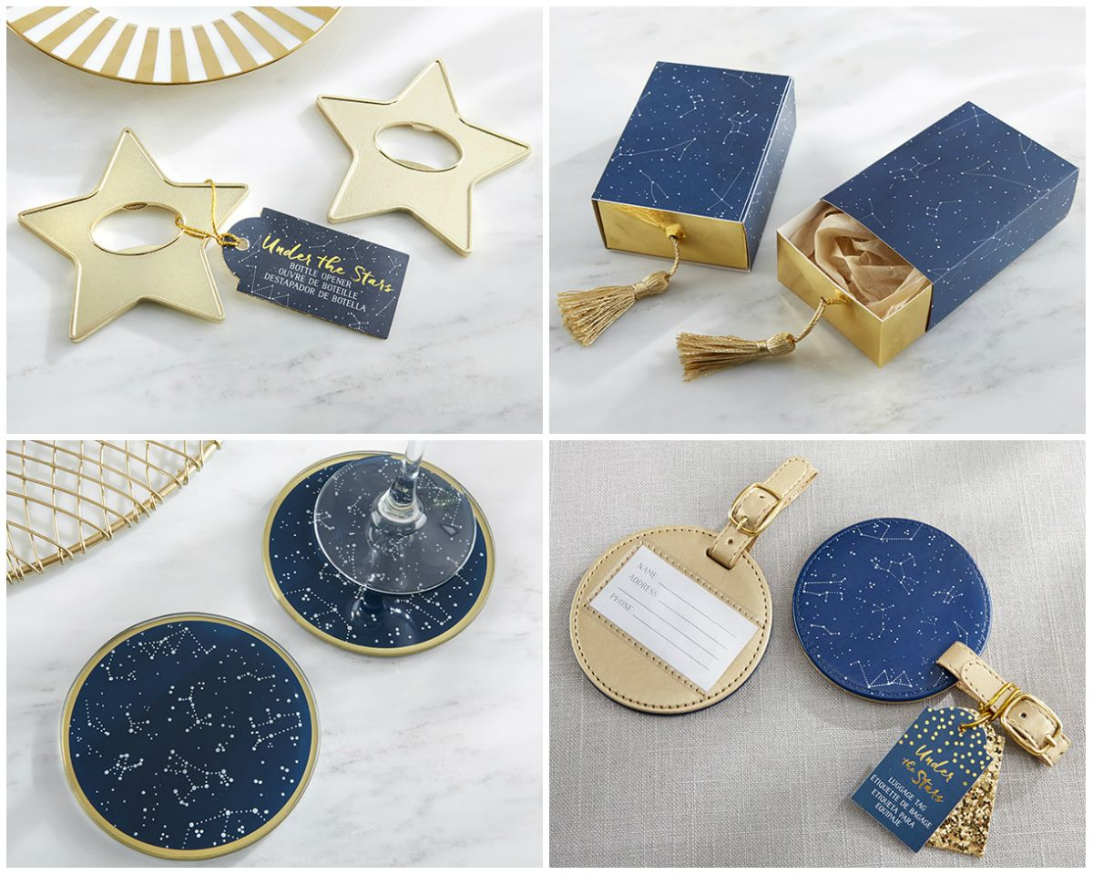Under the Stars Wedding Favors from HotRef | Events!! | Pinterest ...