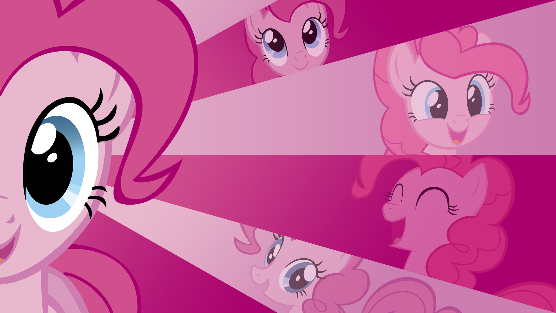 Pinkie Pie Wallpaper Dessin Anime Dessin Anime