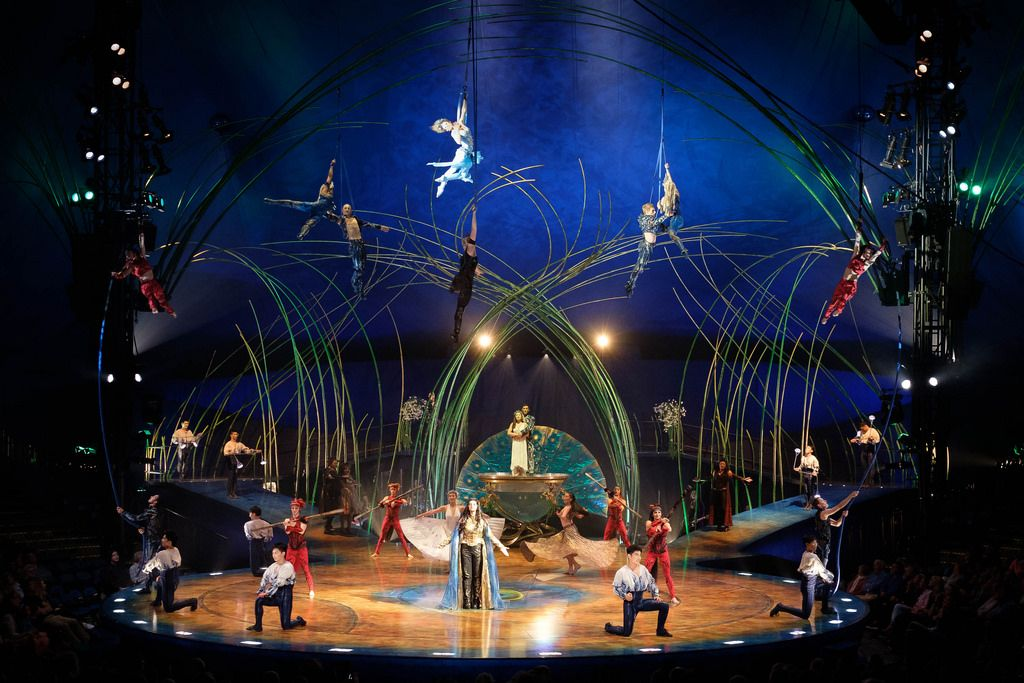 A couple of weeks ago I was asked to cover the dress-rehearsal and première of Amaluna, by Cirque Du Soleil. For the summer they have set up their big top in Knokke-Heist. Awesome show, so go check…