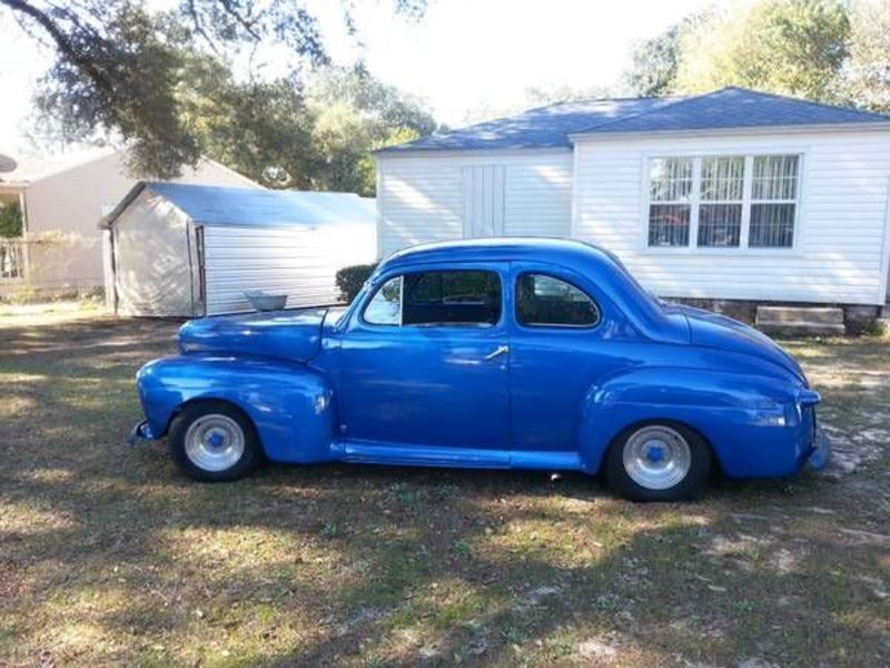 1946 Ford Coupe for sale - Cadillac, MI | OldCarOnline.com ...