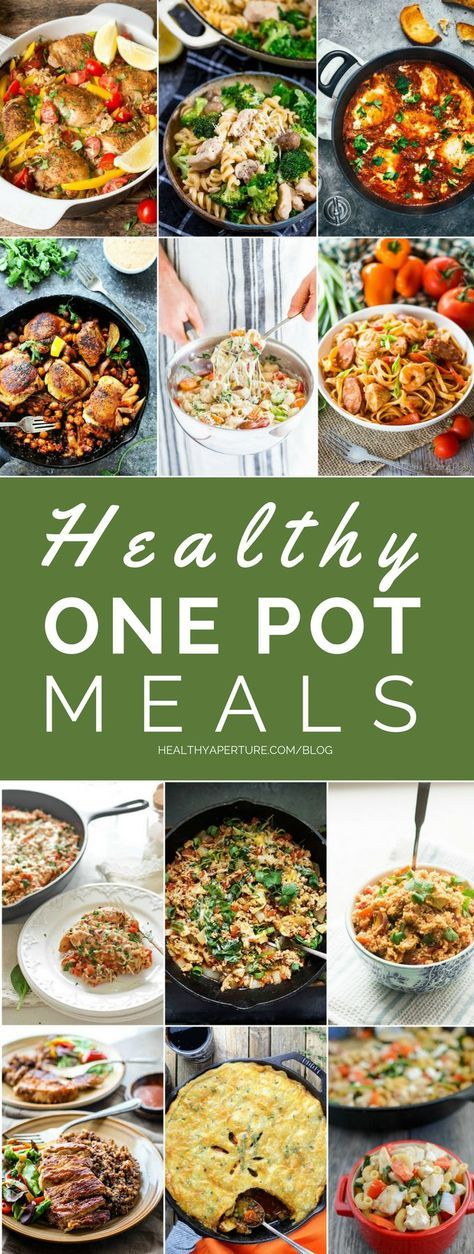 Healthy One Pot Meals images