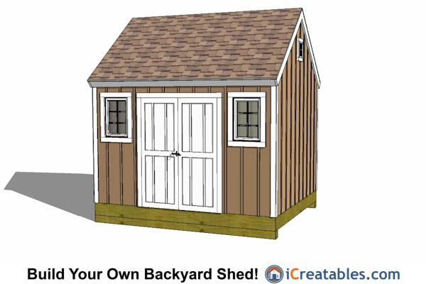 10x12 Shed Plans Building Your Own Storage Shed 10x12 Shed Plans 10x10 Shed Plans Shed Plans