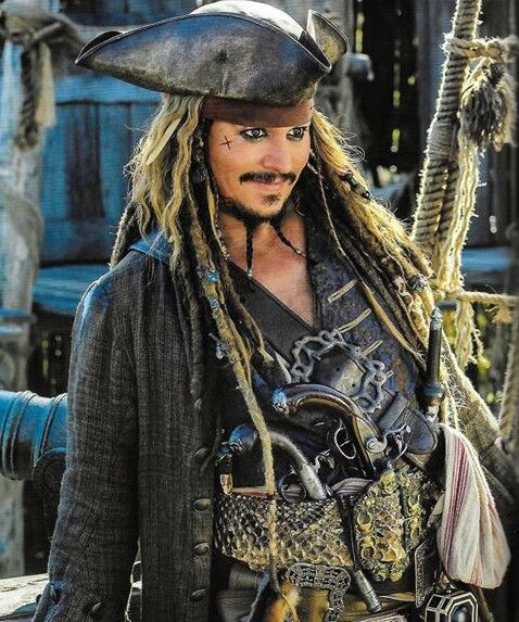 Capitan Jack Sparrow Pdc 5 Pirati Dei Caraibi Capitano Jack Sparrow Johnny Depp
