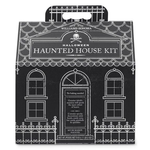 halloween haunted house kit williamssonoma holiday pinterest