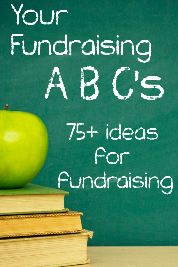 your fundraising abc's | tips and tricks for fundraising events