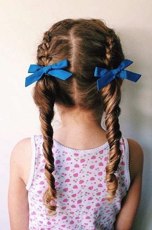 Click To Shop Handcrafted Pigtail Hair Bows By Wunderkin