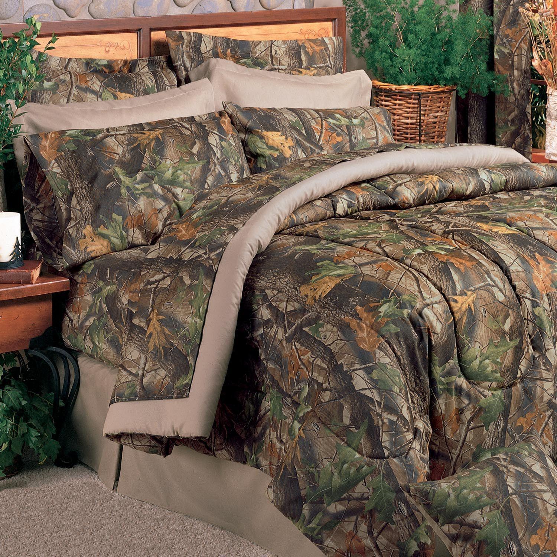 Full Hardwoods Camo Comforter By Kimlor Mills You Will Love