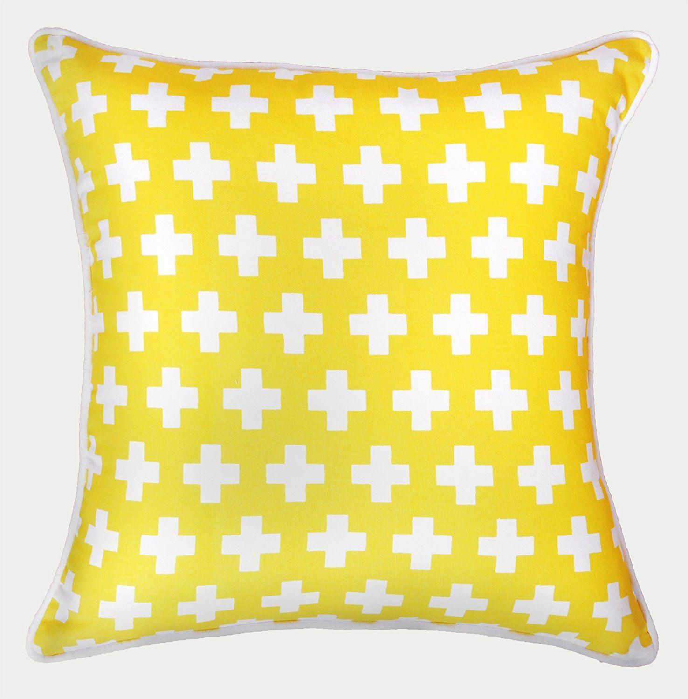 Amazon urban style decor throw pillow cover set of cotton