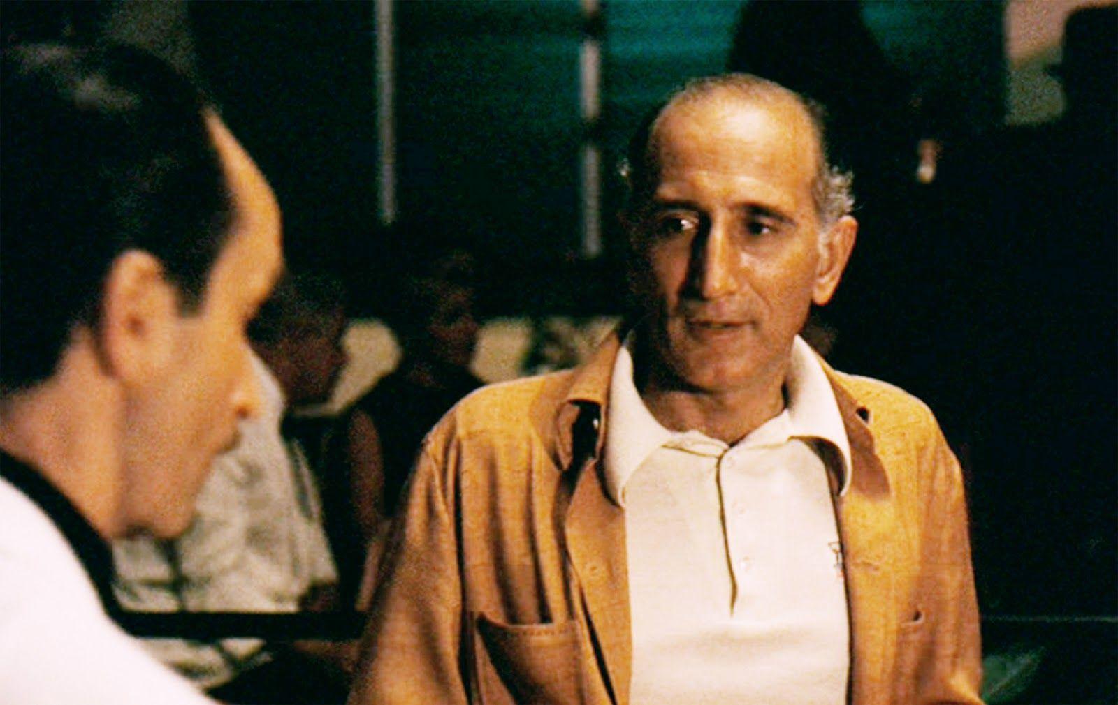 "we never met. Johnny Ola.""   The Godfather: Part II ..."