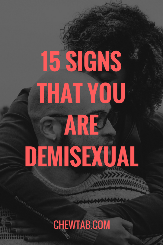Online dating demisexual