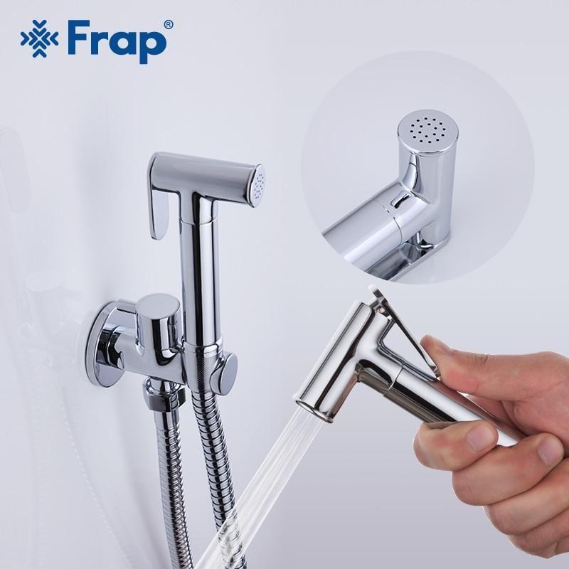 Gappo Bidet Faucet Chrome Toilet Water Shower Spout Bathrooms Bidet Faucet Spray Muslim Shower Bidet Nozzle Sprayer 2020