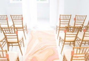 Aisle Runner Ideas For Your Wedding Ceremony