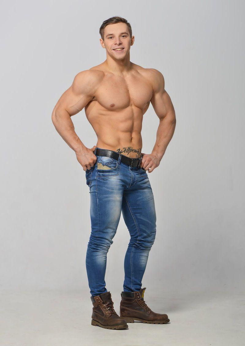 451af265 Stock model Mark by vishstudio.deviantart.com on @DeviantArt | Jeans ...