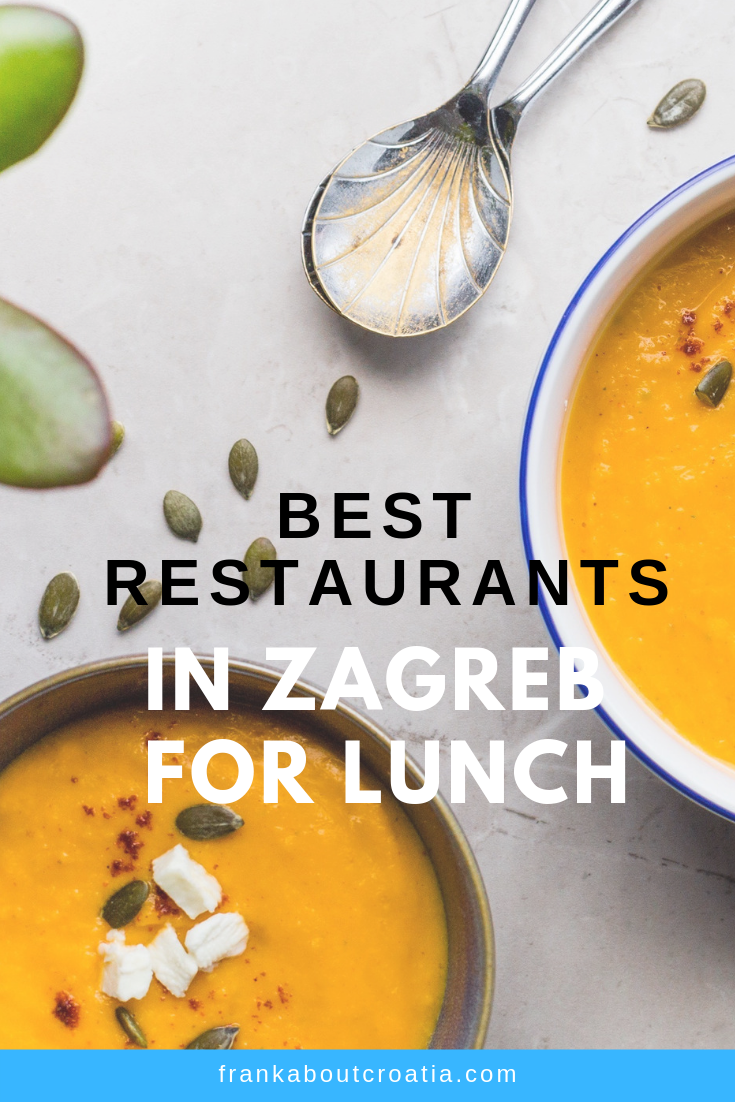 We Love Eating Out In Zagreb Restaurants In Zagreb Are Vibrant And Exciting From Fine Dining Restaurants Neighborhood Eat Zagreb Fine Dining Restaurant Food
