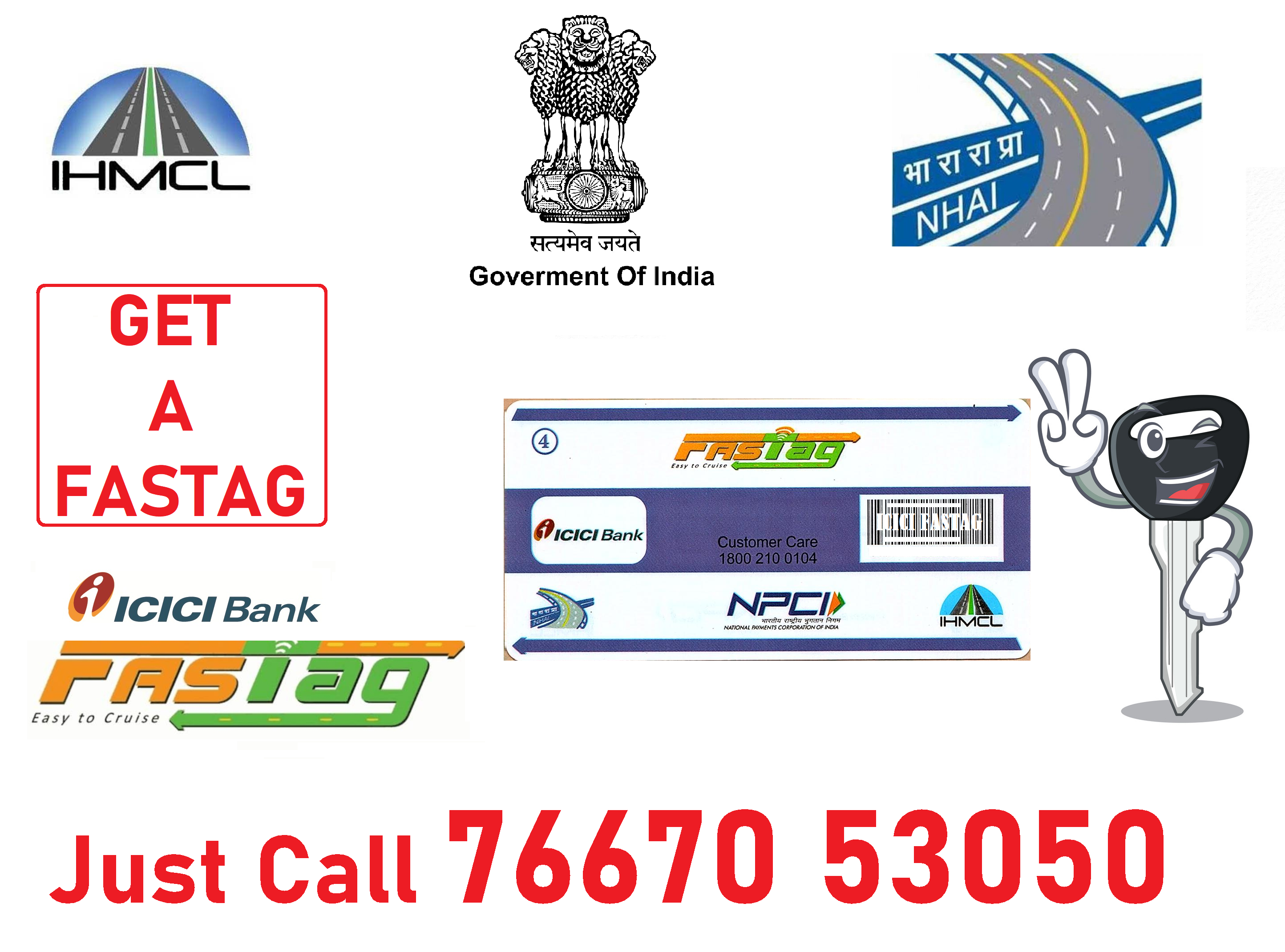 Just Call Icici Fastag Mobile 91 7667053050 Whatsapp Mobile 91 7667053050 Apply Online Http Fastag Online Apply Online How To Apply Solutions