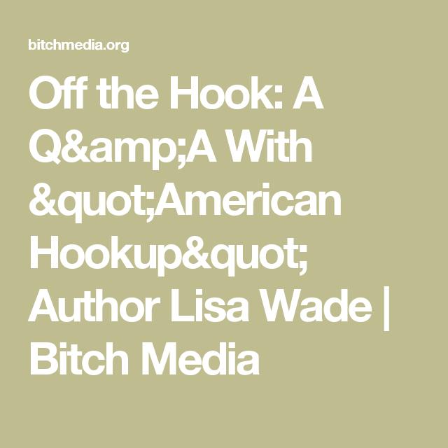 Hook up wade
