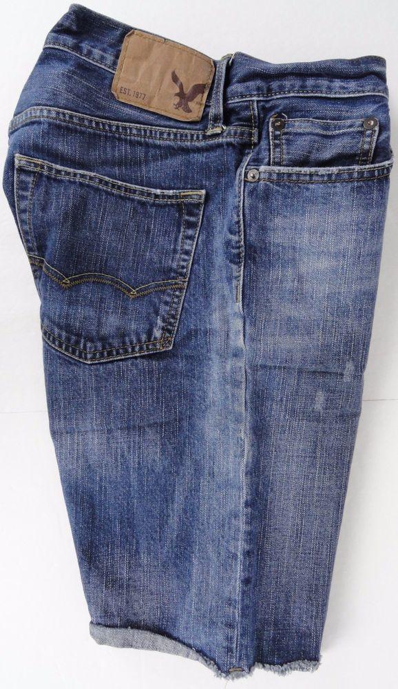 American eagle mens slim bootcut jeans