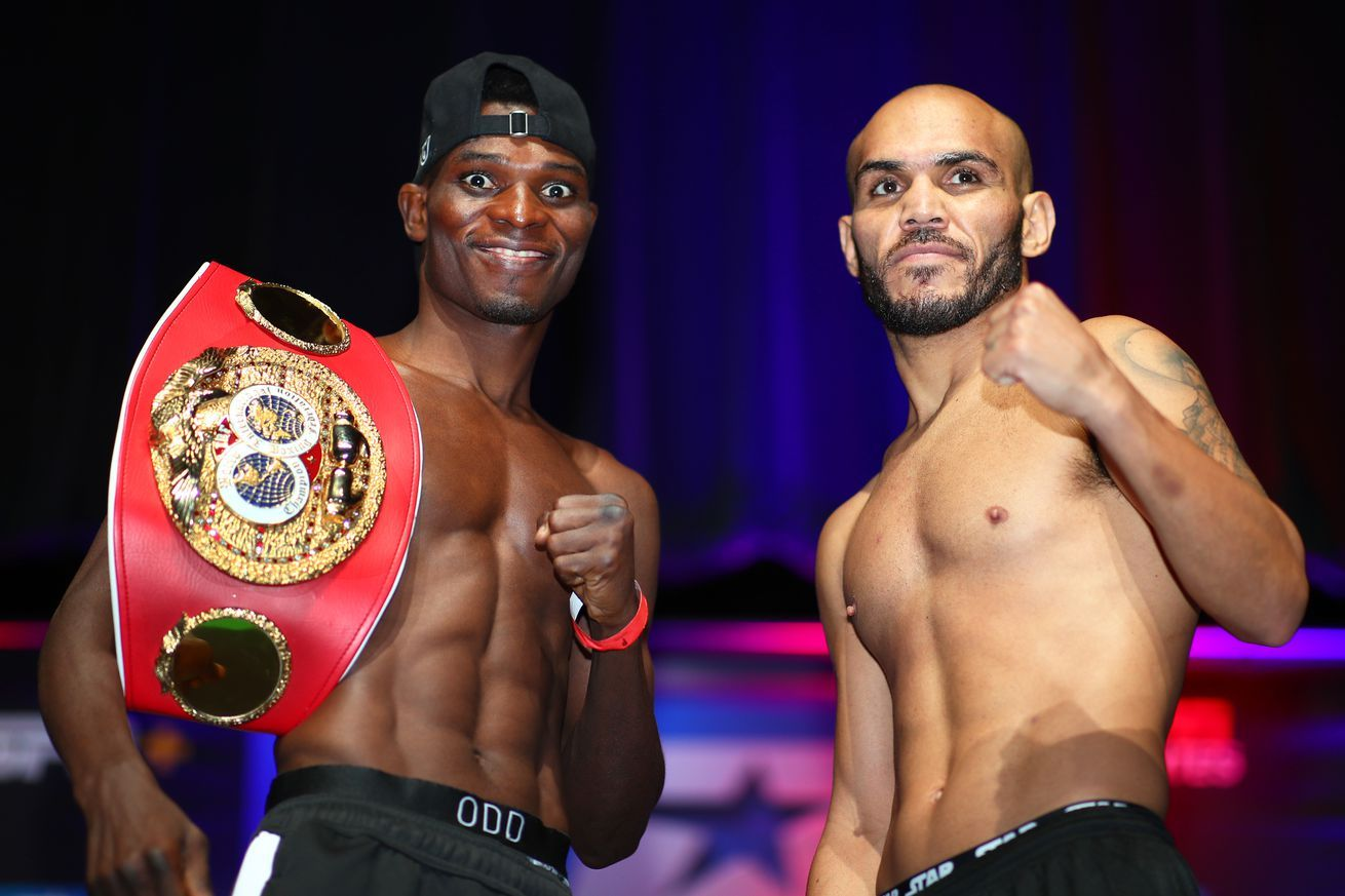 How To Watch Commey Vs Beltran Top Rank Boxing Boxing News Sky News