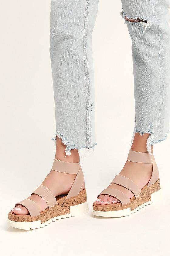 Bandi Blush Platform Sandals | Women