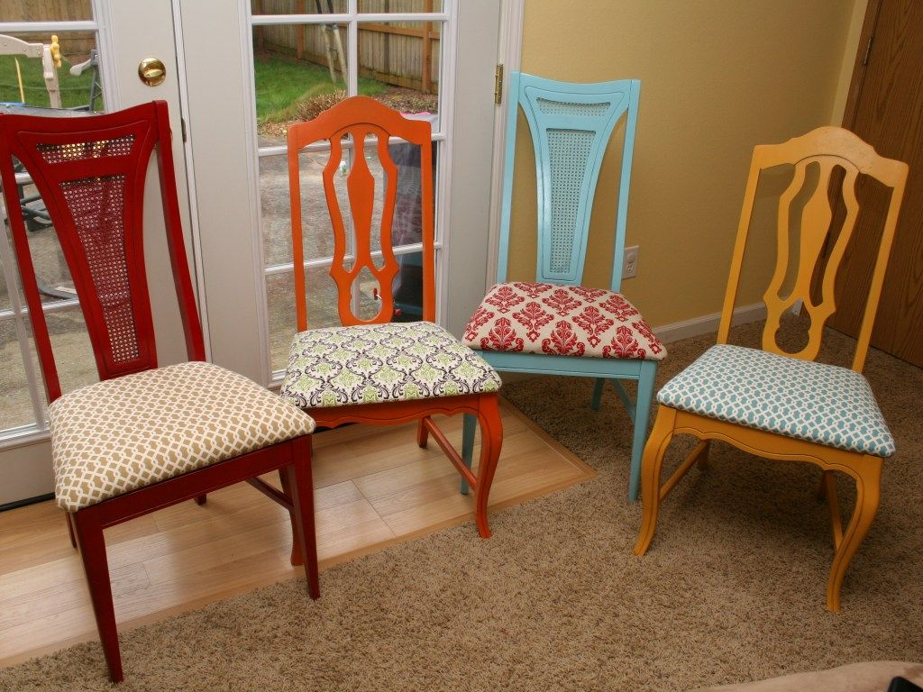 Upholstered Kitchen Chairs Check more at http//casahoma