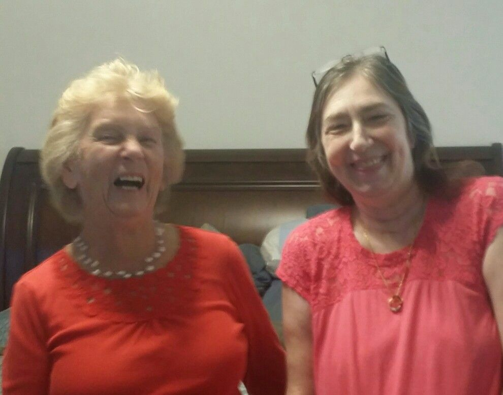 Lillian and Renee