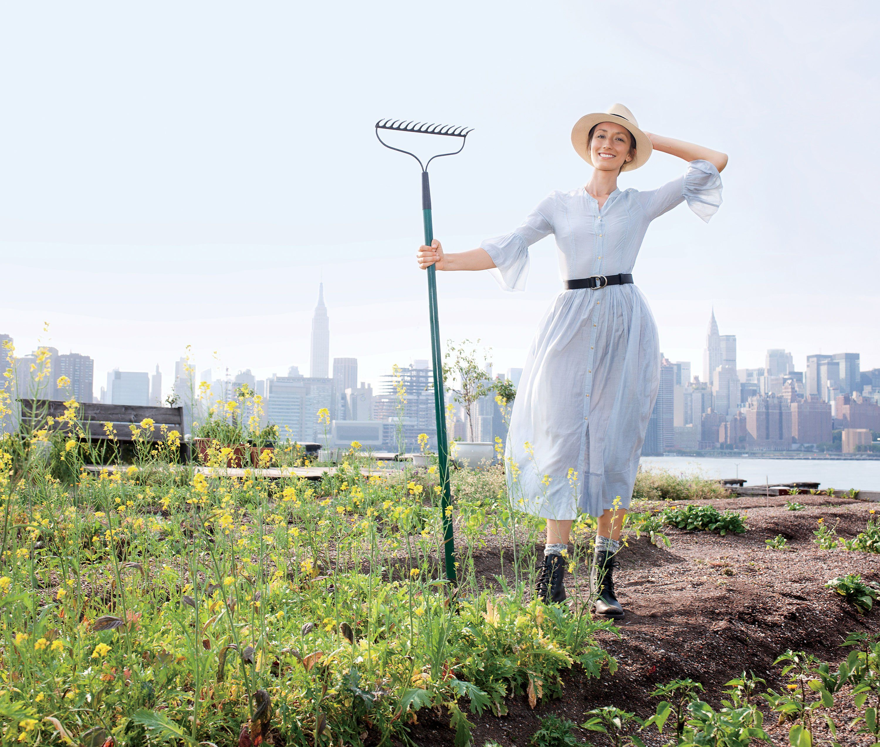 "Urban Agriculture and the New Meaning of ""Eating Local"""