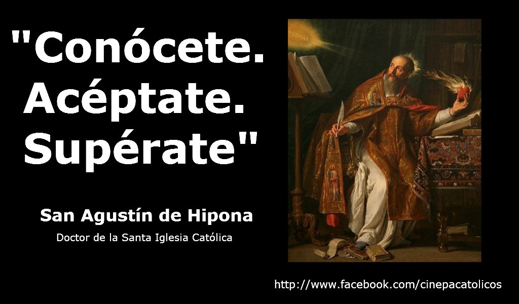 Resultado De Imagen De Frases San Agustin De Hipona Frases