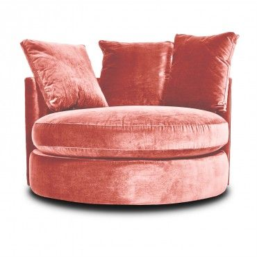 Cobble Hill Hollywood Swivel Chair | Design with confidence at www ...