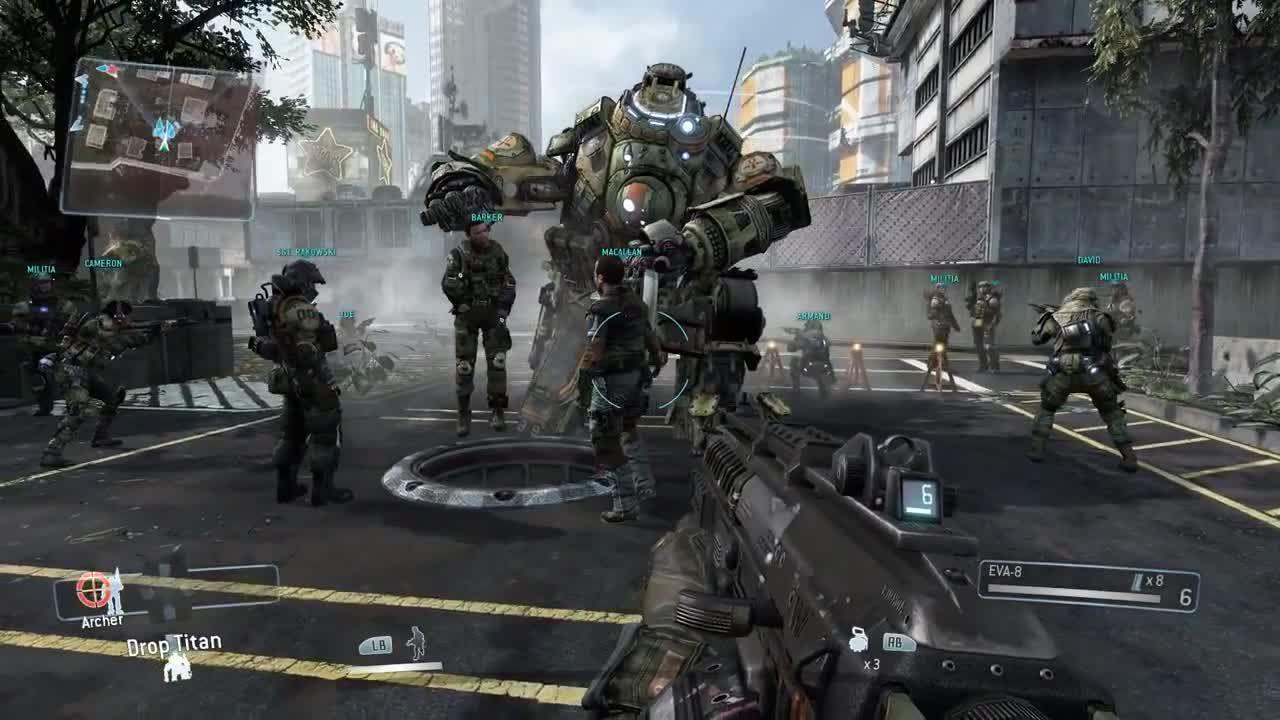 "titan fall | Titan Fall serait Battlefield ""2143"" | RealityGaming"