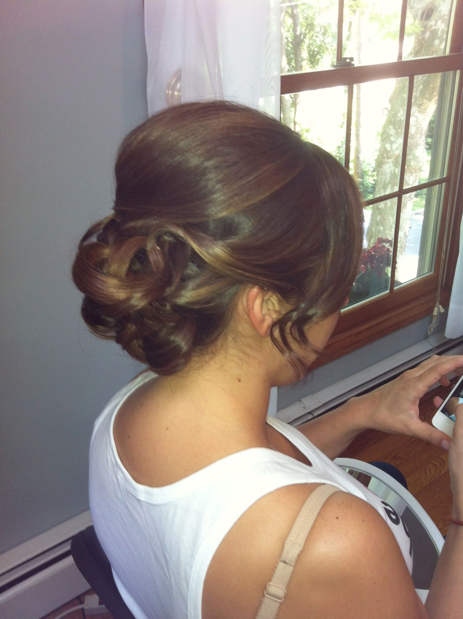 fashion show hairstyles : fancy hairstyles