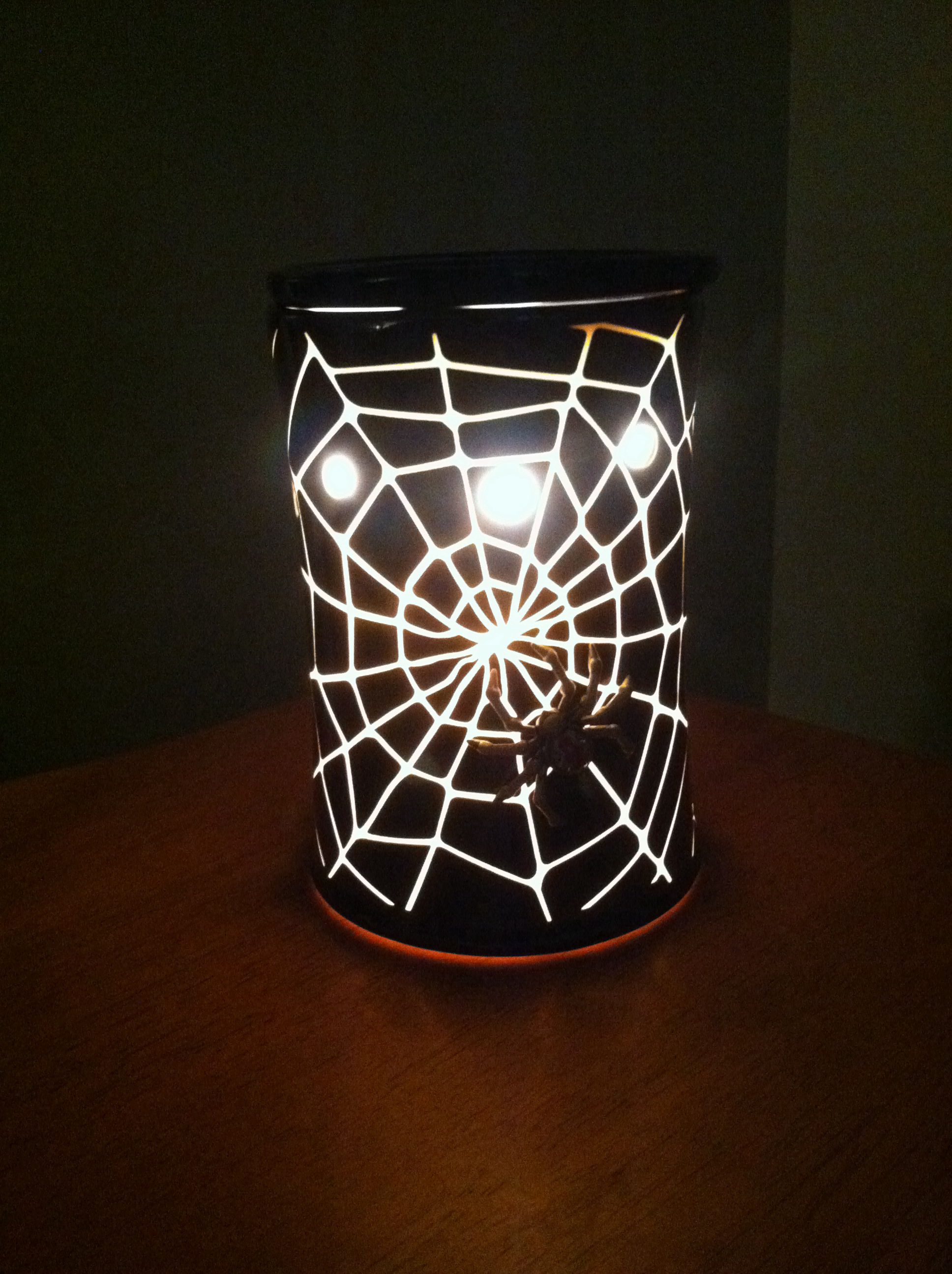 Creepy Crawly Scentsy Warmer With Autumn Breeze Scentorder Yours
